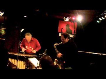 "David Friedman/Peter Weniger ""Duo Elegance"" Hamburg Birdland ""O' Grande Amor"