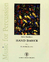 Hand Dance by David Friedman
