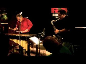 "David Friedman, Peter Weniger ""Duo Elegance"" Blue Note, Hamburg Emily.mov"